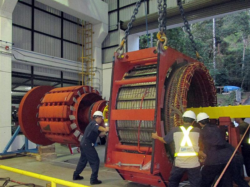 ELECTROMOTORES, Overhaul