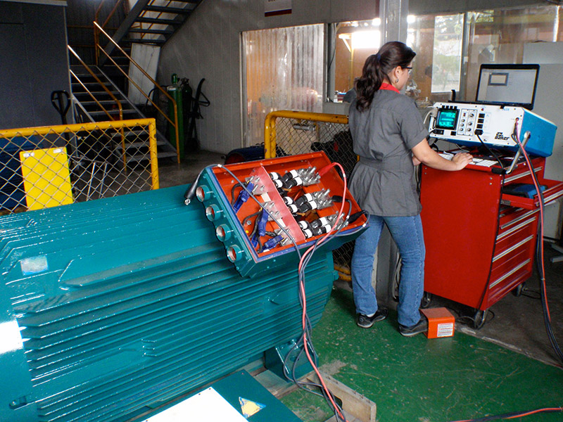 ELECTROMOTORES, Preventive Maintenance