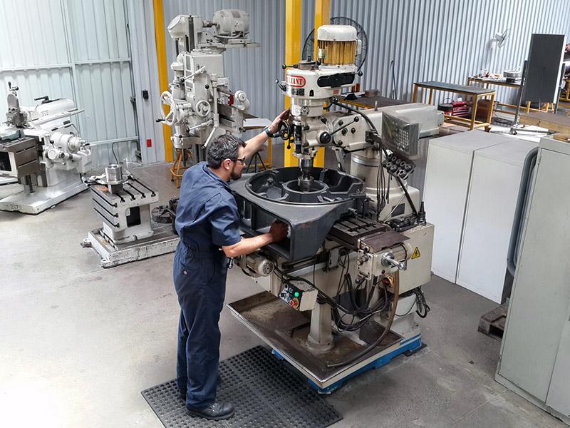 ELECTROMOTORES, Precision Mechanics