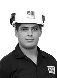 EM High Voltage Staff